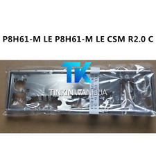 I/O SHIELD back plate BLENDE BRACKET for ASUS P8H61-M LE P8H61-M LE CSM R2.0