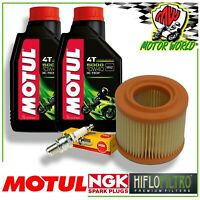 Oil Replacemenet Kit MOTUL 5000 + Filter Candle Yamaha Xn Teo's 125 2000 2001