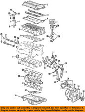 GM OEM-Engine Timing Camshaft Cam Gear 12578515