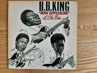 BB KING: NOW APPEARING AT 'OLE MISS': ORIGINAL UK DOUBLE LP: PROMO COPY