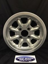 MINILITE Ford Group4 Escort - 6x13 Competition Rally Alloy Wheel - Silver