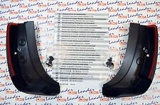 GENUINE Vauxhall Astra K - FRONT MUDFLAPS / SPLASH GUARDS KIT - NEW - 13432431