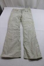 J8602 Levis 525 Jeans W28 L30 Beige  Gut