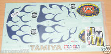 Tamiya 93036 Lowride Pumpkin (con Poly corpo)/M06, 9499024/19499024 Decalcomanie/Adesivi