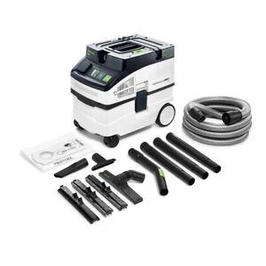 Festool Absaugmobil CT 15 E-Set 575988 Cleantec Staubsauger Reinigung