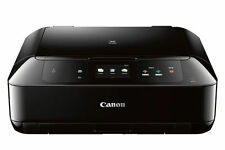 Canon PIXMA MG7720 Black Wireless All-In-One Inkjet Printer