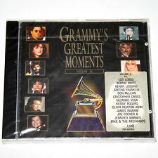CD Grammy's Greatest Moments: Vol. III Olivia Newton-John, Kenny Loggins various