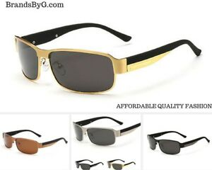 UV400 Polarized Men's Women's Fashion Designer Sunglasses Eye wear Reduce Glare