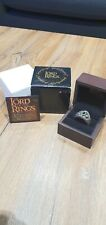 More details for the ring of barahir the noble collection the aragorn ring the lord of the rings