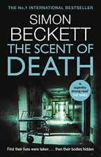 The Scent of Death: The chillingly atmospheric new David Hunter thriller, Very G