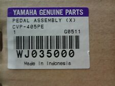NEW Yamaha Pedal Unit for CLP CVP WJ03500 Message for exact units