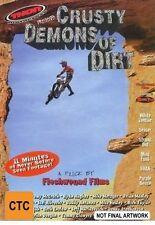 Crusty Demons Of Dirt (DVD, 2001)