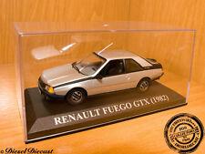 RENAULT FUEGO GTX GT-X 1982 1:43 MINT!!!