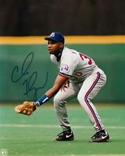 Cliff Floyd Montreal Expos Signed 8x10 Photo w/COA