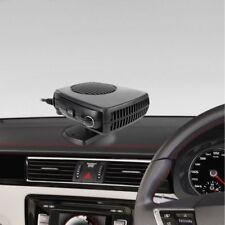 12 V portátil coche DASH Calentador Mango Secador de aire frío o calor Ventilador antivaho 150 W