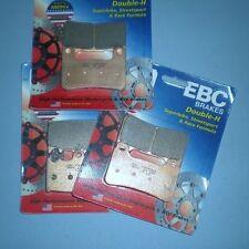 EBC Front Brake Pads 1 PAIR FA442/4HH  1 PAIRS
