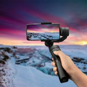 New Arrival 3 Axis Gimbal Handheld Smart Phone Holder Action Camera Video Gimbal