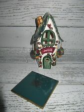 Blue Sky Clayworks Lady Bug House Nice No Box