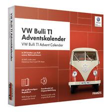 Franzis Adventskalender VW Bulli T1 Autobausatz Bausatz Baukasten Weihnachtskale
