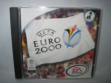 UEFA EURO 2000 - PC-Spiel - CD-Rom - EA Games 2000 -