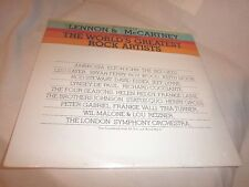 v/a SONGS OF LENNON & McCARTNEY-BRYAN FERRY/ROY WOOD/KEITH MOON/...NEW SEALED LP