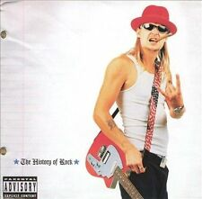 Kid Rock CD The History of Rock Heavy Metal Rap Punk Grunge MINT