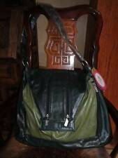 Lassig Tender V Bag Diaper Baby Eco Friendy Green New Germany