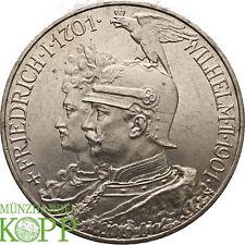 AA1678) J.106 PREUSSEN 5 Mark 1901 - Wilhelm II. 1888-1918 - 200-Jahrfeier