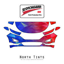 Ford Edge Sport 2015-2017 PreCut 3M Scotchgard Paint Protection Clear Bra Kit
