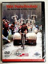 1994 Paris - Roubaix Slip, Sliding Away World Cycling Productions Dvd set *New*