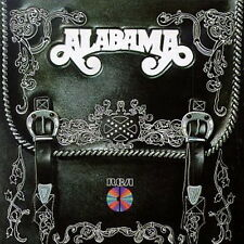 CD Album Alabama Feels So Right (Ride The Train) 80`s BMG (Southern Country)