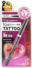 Cuore K-Palette 1 Day Tattoo Real Lasting Eyepencil 24H Super Black *US Seller*