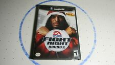Fight Night: Round 2 (Nintendo GameCube, 2005) ngc super punch out