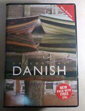 Routledge Colloquial Danish Beginner Course - 2 Cassettes/2 CDs/Companion Book