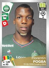 Stickers Panini Foot Championship of France 2017-18 N°422
