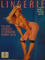 Playboy's Lingerie March April 1990 | Tally Chanel   #1353+