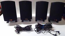 Klipsch 4.1 Speaker System w/o subwoofer