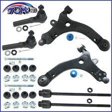 NEW FRONT LOWER CONTROL ARM TIE ROD SWAY BAR FOR CHEVY IMPALA MONTE CARLO
