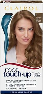CLAIROL NICE N EASY ROOT TOUCH LGT BRN 6