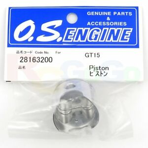 PISTON GT15 OS28163200 **O.S. Engines Genuine Parts**