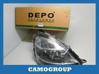 Headlight Right Front Headlight DEPO Mercedes Classe A W168