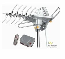 LAVA HDTV ANTENNA OUTDOOR HD-2605 ULTRA G3 TECHNOLOGY  reception up to 140 miles