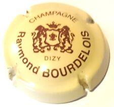 10. or contour noir Capsule de champagne BOURDELOIS Raymond