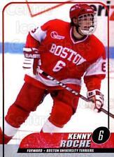 2003-04 Boston University Terriers #19 Kenny Roche