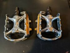 """Bicycle Pedals for Trac BMX,Mountain 1/2"""" Wellgo K20427 Bike Pedal Aluminum"""