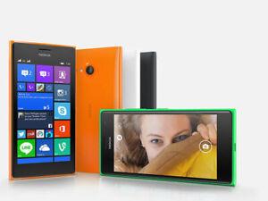 "Unlocked Nokia Lumia 735  4.7"" 4G Wifi NFC 6.7MP Windows SmartPhone Original"