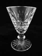 Set of 3 & Bonus Waterford Crystal TRAMORE Cordial Glasses Ireland Excellent