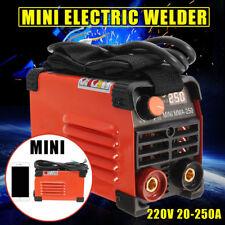 New listing Mma-250 Handheld Mini Inverter Arc Welding Machine Tool Electric Welder