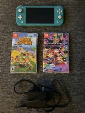 Nintendo Switch Handheld Video Game Console Turquoise -