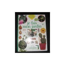 JE FAIS MON JARDIN / atelier enfants LAROUSSE photos 96
